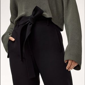 Wilfred Jallade Tie Front Dress Pants